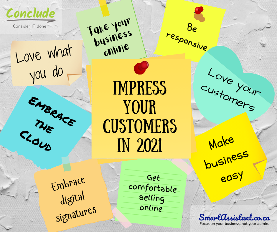 Impress Your Customer Blog Image