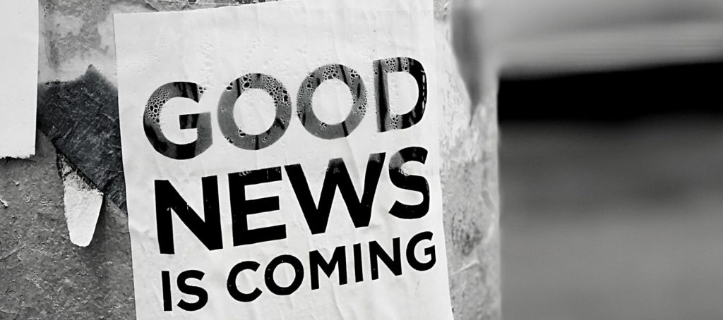 Conclude - Blog Image - Good News Is Coming